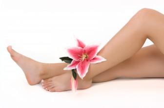 Schöne Füße durch das ganze Jahr. Wie sollten Sie Fersen und Nägel pflegen?
