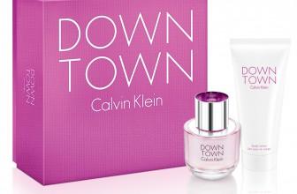 Calvin Klein Downtown: Körperlotion, Duschgel und Parfümwasser